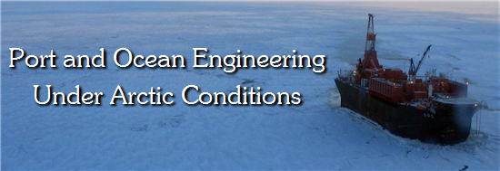 Port and Ocean Engineering Under Arctic Conditions